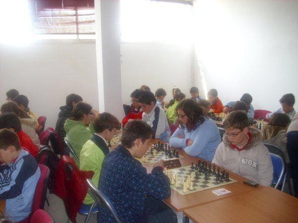 Juegos Mancomunados Ajedrez 2010