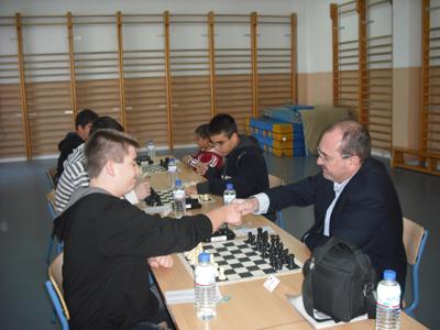 2ª Ronda del Campeonato Provincial de Ajedrez por Equipos 2010/2011