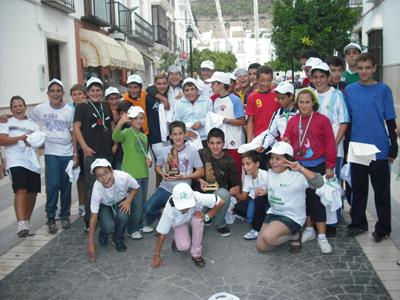 """Torneo de Ajedrez """"Virgen del Rosario"""" de Gilena 2010"""
