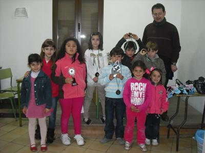 Torneo de Ajedrez IES Manuel Reina 2011