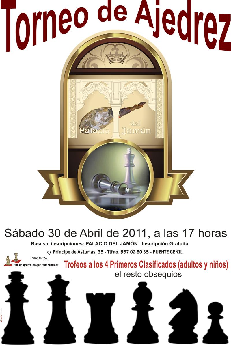 Torneo de Ajedrez Palacio del jamón