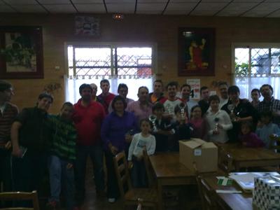 Torneo de Ajedrez Palacio del Jamon 2011