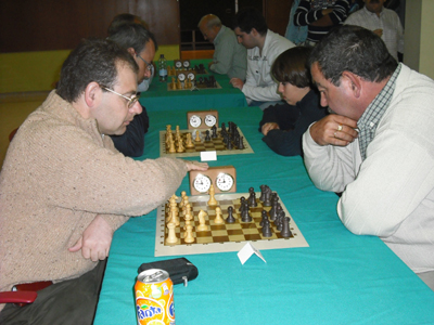 Torneo de Ajedrez Casa del Pueblo de Baena 2011