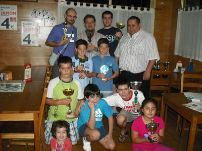 Torneo Ajedrez Villa Puente Genil