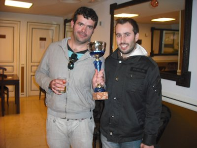 IV Torneo Ajedrez de Reyes Casino Cultural de Estepa 2012