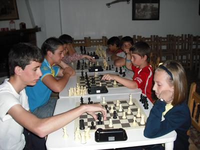 Torneo Ajedrez San Isidro Montalban