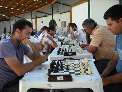 Torneo Ajedrez Campina Subbetica Guadajoz 2012