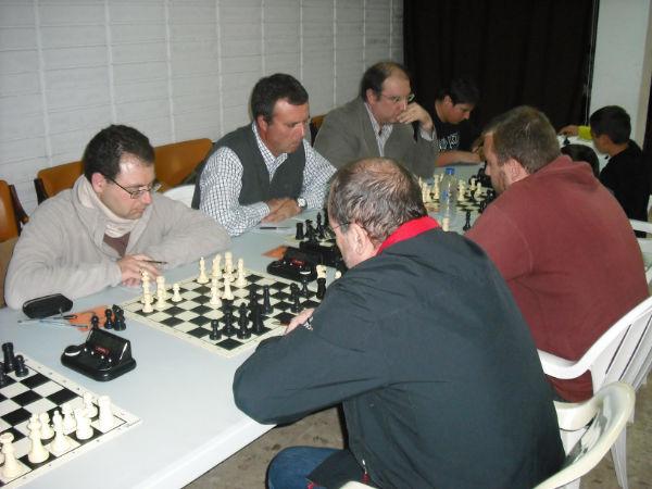 Torneo Ajedrez Provincial Cordoba por Equipos 2012