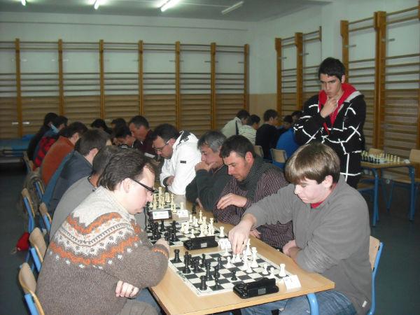 Torneo Ajedrez Open Navidad Puente Genil 2012