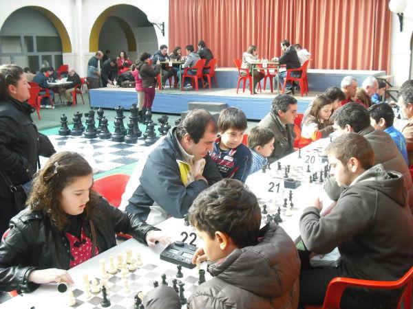Torneo Ajedrez Solidario La Roda 2013