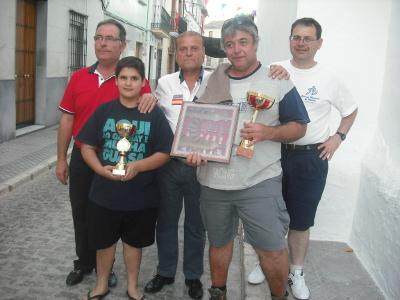 Torneo Ajedrez Verbena Miragenil 2014