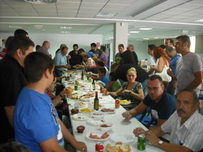 Torneo Ajedrez Feria Puente Genil 2014