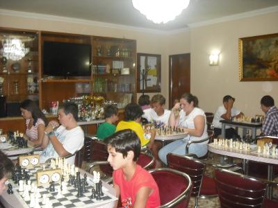 Torneo Ajedrez Villa Puente Genil 2014