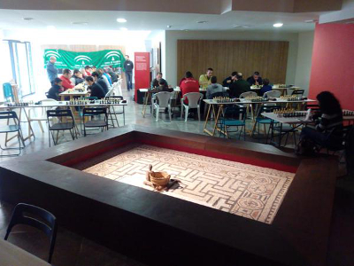 Torneo Ajedrez Fuente Alamo Puente Genil 2014