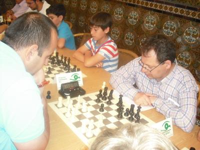 Torneo Ajedrez Fiestas Aracelitanas Circulo Lucentino 2015
