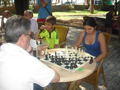 Torneo Ajedrez Equipos Cafeteria Juanito Cabra