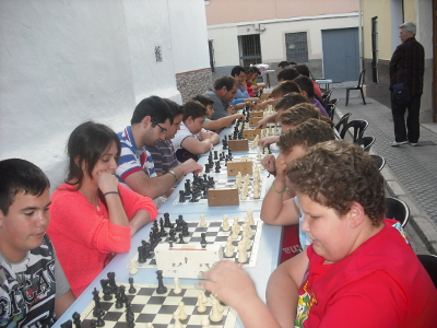 Torneo Ajedrez Verbena Miragenil 2015