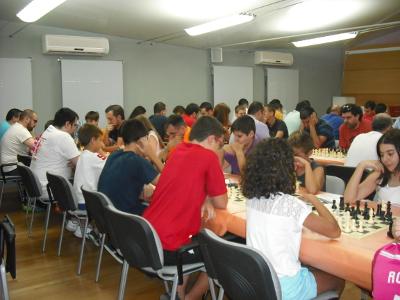 Torneo Ajedrez Feria San Pedro Nueva Carteya 2015