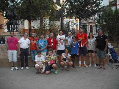 Torneo Ajedrez Villa Puente Genil 2015
