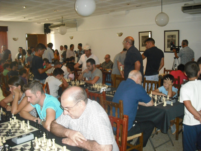 Torneo Ajedrez Emigrante La Roda de Andalucia 2015