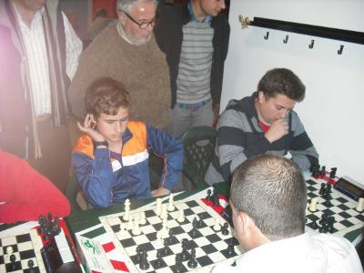 Torneo Ajedrez Apertura Ruy Lopez Lucena 2015