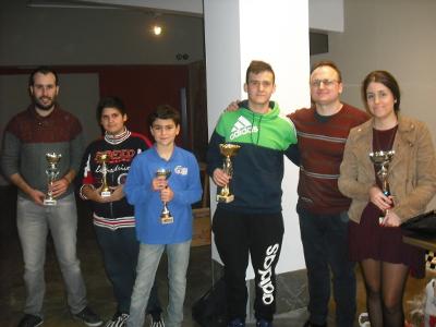 Torneo Ajedrez Open Navidad Puente Genil 2015