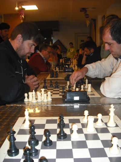 XVIII Torneo Ajedrez Casino Cultural Estepa I Gran Premio Ciudad Mantecado 2015