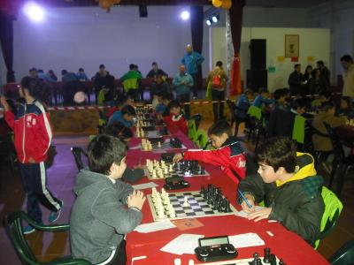 Campeonatos Provinciales Cordoba Ajedrez sub-8-16 2016 01