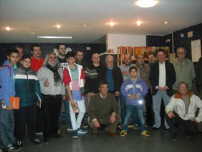 Torneo Ajedrez IES Aguilar y Cano Estepa 2016