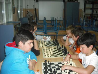 Torneo Ajedrez Escolar Peman 2016