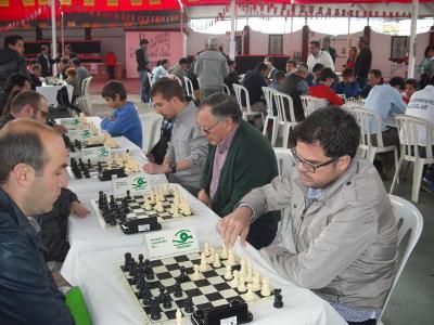 Torneo de Ajedrez Fiestas Aracelitanas de Lucena 2016
