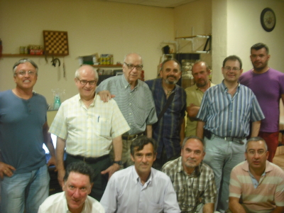 Torneo Ajedrez Emigrante Estepa 2016