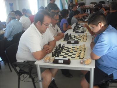 Torneo de Ajedrez Ciudad de Jauja 2016