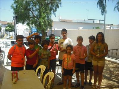 Torneo Ajedrez Santa Ana El Palomar 2016