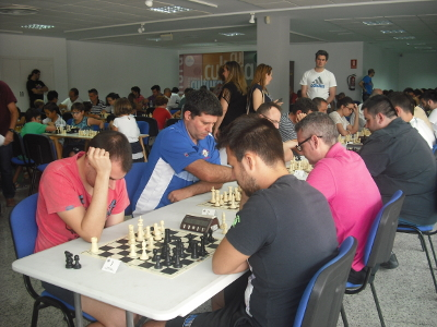 Torneo Ajedrez Feria Puente Genil 2016