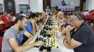 Torneo Ajedrez Ciudad Vino Montilla 2016
