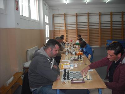 Torneo Ajedrez Provincial Cordoba por Equipos Absoluto 2016 ronda 6