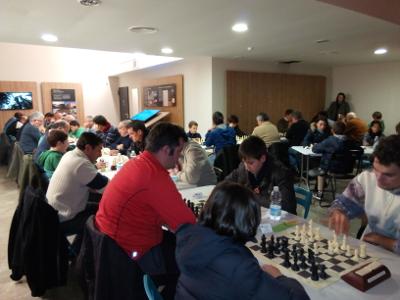 Torneo Ajedrez Open Navidad Puente Genil 2016