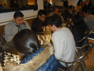 Torneo Ajedrez de Reyes Casino Cultural de Estepa 2017