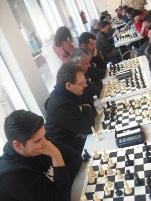 Campeonato Provincial Equipos Ajedrez Rapido 2017