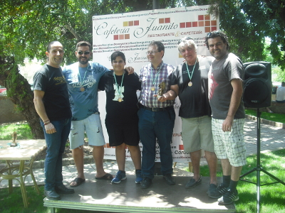 Torneo Ajedrez Equipos Cafeteria Juanito Cabra 2017