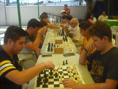 Torneo Ajedrez Santa Ana El Palomar 2017