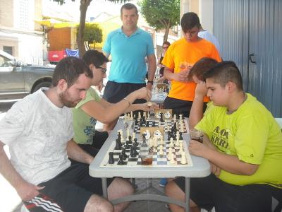 Torneo Ajedrez Verbena Cantarerias 2017