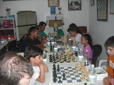 Torneo Ajedrez Villa Puente Genil 2017