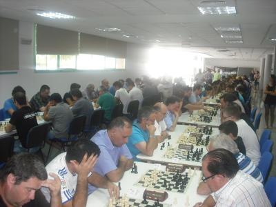 Torneo Ajedrez Feria Puente Genil 2017