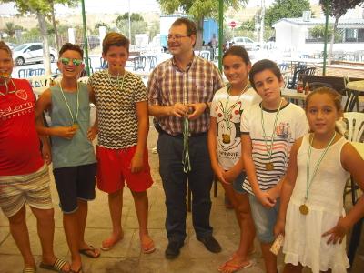 Torneo Ajedrez Virgen Rosario Palomar 2017