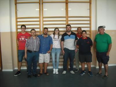 Torneo Ajedrez Provincial Cordoba por Equipos Absoluto 2017 ronda 2 equipo