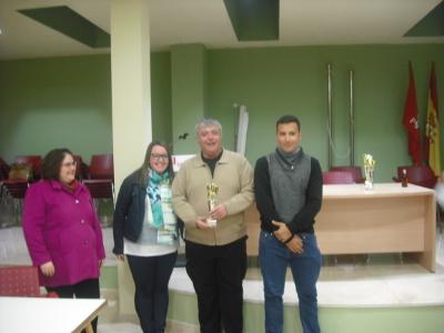 Torneo Ajedrez Casa del Pueblo de Baena 2017