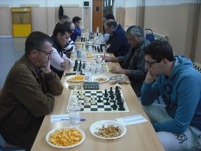 Torneo Ajedrez Provincial Cordoba por Equipos Absoluto 2017 ronda 6