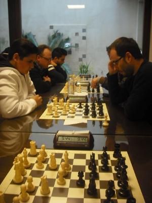 Torneo Ajedrez Reyes Casino Cultural Estepa 01